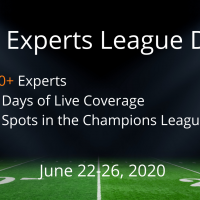 "Fantasy Football ""Experts League Draft Week"" Begins Today on a Platform Near You"